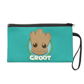 Guardians of the Galaxy | Baby Groot Face Wristlet