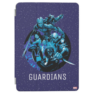 Guardians of the Galaxy | Blue Crew Graphic iPad Air Cover