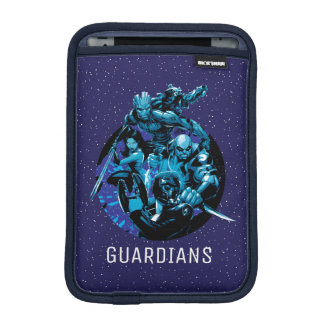 Guardians of the Galaxy | Blue Crew Graphic iPad Mini Sleeve