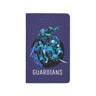 Guardians of the Galaxy | Blue Crew Graphic Journal
