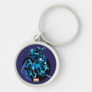 Guardians of the Galaxy | Blue Crew Graphic Keychain