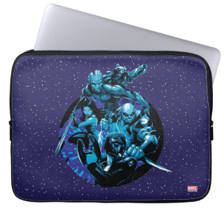 Guardians of the Galaxy | Blue Crew Graphic Laptop Sleeve