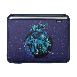 Guardians of the Galaxy | Blue Crew Graphic Sleeve For MacBook Air