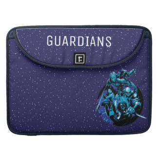 Guardians of the Galaxy | Blue Crew Graphic Sleeve For MacBook Pro