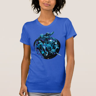 Guardians of the Galaxy | Blue Crew Graphic T-Shirt