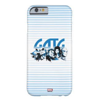 Guardians of the Galaxy | Cartoon Crew Retro Logo Barely There iPhone 6 Case