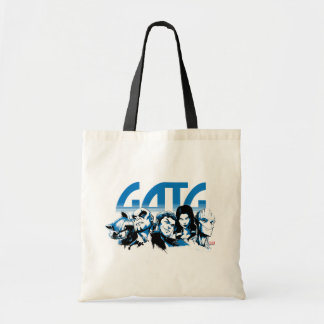 Guardians of the Galaxy | Cartoon Crew Retro Logo Tote Bag