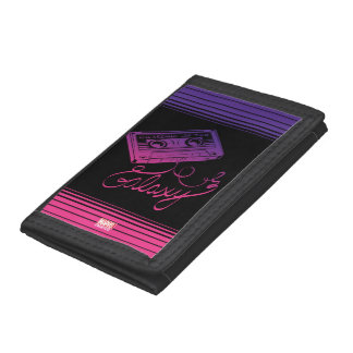 Guardians of the Galaxy | Cassette Tape Unraveled Trifold Wallets