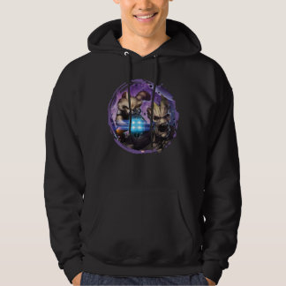 Guardians of the Galaxy | Comic Crew Pattern Hoodie