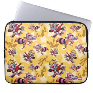Guardians of the Galaxy | Comic Star Pattern Laptop Sleeve