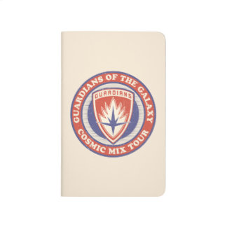 Guardians of the Galaxy | Cosmic Mix Tour Badge Journal