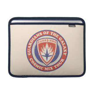 Guardians of the Galaxy | Cosmic Mix Tour Badge Sleeve For MacBook Air