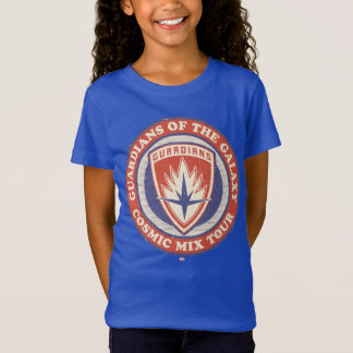 Guardians of the Galaxy | Cosmic Mix Tour Badge T-Shirt