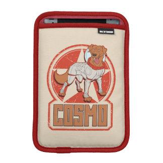 Guardians of the Galaxy   Cosmo Character Badge iPad Mini Sleeve