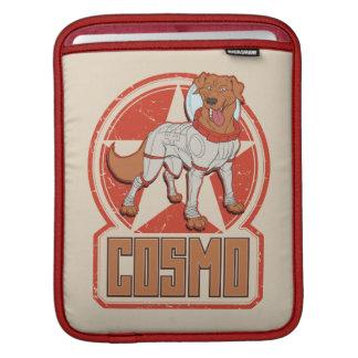 Guardians of the Galaxy   Cosmo Character Badge iPad Sleeve