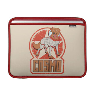 Guardians of the Galaxy | Cosmo Character Badge Sleeve For MacBook Air