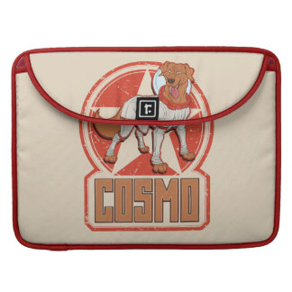 Guardians of the Galaxy | Cosmo Character Badge Sleeve For MacBooks