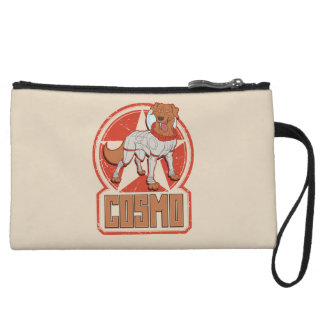 Guardians of the Galaxy | Cosmo Character Badge Wristlet