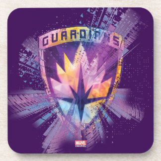 Guardians of the Galaxy | Crest Neon Burst Coaster