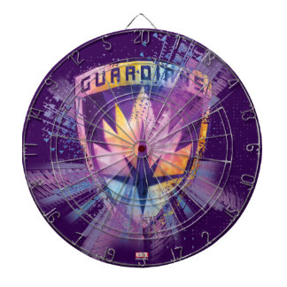 Guardians of the Galaxy | Crest Neon Burst Dartboard