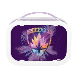 Guardians of the Galaxy | Crest Neon Burst Lunch Box