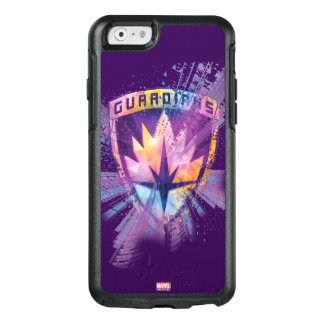 Guardians of the Galaxy | Crest Neon Burst OtterBox iPhone 6/6s Case