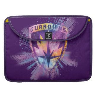 Guardians of the Galaxy | Crest Neon Burst Sleeve For MacBook Pro