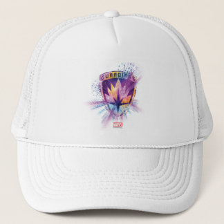 Guardians of the Galaxy | Crest Neon Burst Trucker Hat