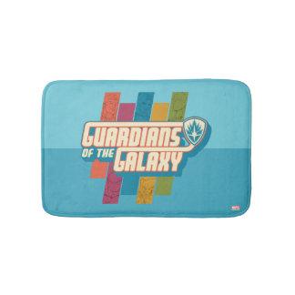 Guardians of the Galaxy | Crew Color Bar Logo Bath Mat
