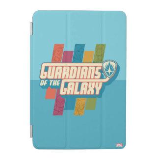 Guardians of the Galaxy | Crew Color Bar Logo iPad Mini Cover