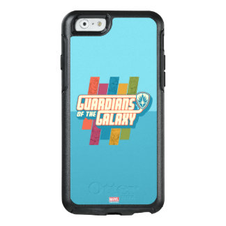 Guardians of the Galaxy | Crew Color Bar Logo OtterBox iPhone 6/6s Case