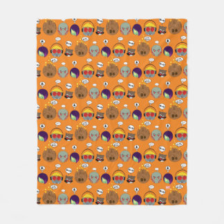 Guardians of the Galaxy | Crew Comic Emoji Art Fleece Blanket