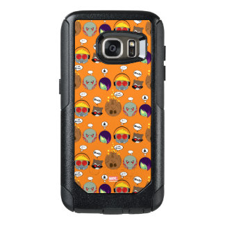Guardians of the Galaxy | Crew Comic Emoji Art OtterBox Samsung Galaxy S7 Case