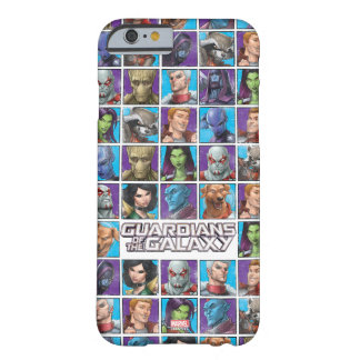 Guardians of the Galaxy | Crew Grid Barely There iPhone 6 Case