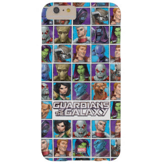 Guardians of the Galaxy | Crew Grid Barely There iPhone 6 Plus Case