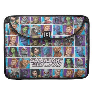 Guardians of the Galaxy | Crew Grid MacBook Pro Sleeve