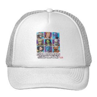 Guardians of the Galaxy | Crew Grid Trucker Hat