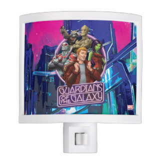 Guardians of the Galaxy | Crew Neon Sign Night Lights