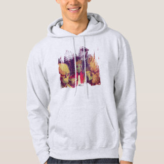 Guardians of the Galaxy | Crew Painted Graphic Hoodie