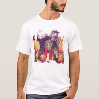 Guardians of the Galaxy | Crew Painted Graphic T-Shirt