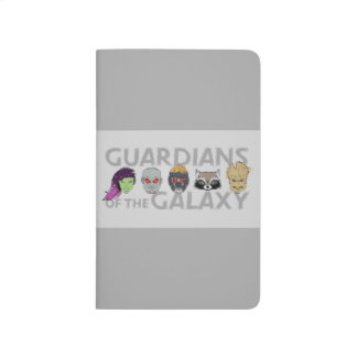 Guardians of the Galaxy | Crew Rough Sketch Journal