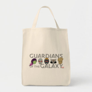 Guardians of the Galaxy   Crew Rough Sketch Tote Bag