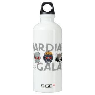 Guardians of the Galaxy | Crew Rough Sketch Water Bottle