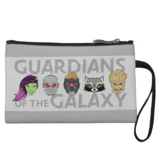 Guardians of the Galaxy | Crew Rough Sketch Wristlet