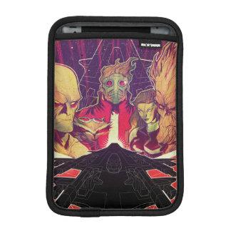 Guardians of the Galaxy | Crew & Ship Art iPad Mini Sleeve