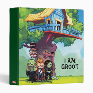 Guardians of the Galaxy | Crew & Treehouse Binder