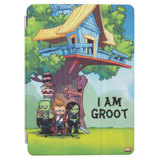 Guardians of the Galaxy | Crew & Treehouse iPad Air Cover