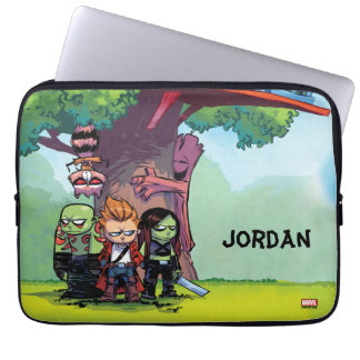 Guardians of the Galaxy | Crew & Treehouse Laptop Sleeve