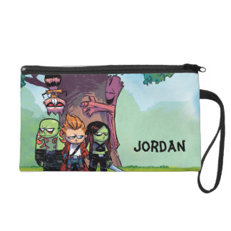 Guardians of the Galaxy | Crew & Treehouse Wristlet Clutch
