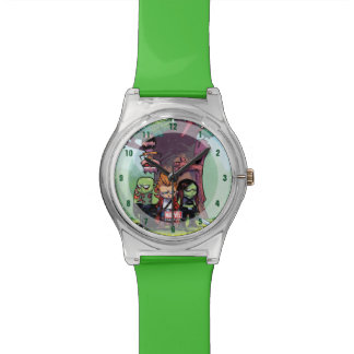 Guardians of the Galaxy | Crew & Treehouse Wristwatches